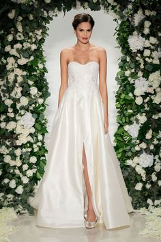 The Anne Barge Collection of Bridal Gowns -Greyfield dress- FALL 2016 COLLECTION