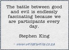 Quotable - Stephen King - Writers Write Creative Blog