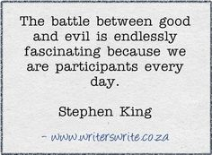 Quotable - Stephen King - Writers Write Creative Blog