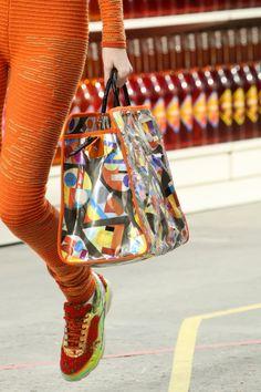 La bolsa reutilizable, by Chanel.