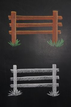 The purpose of this site is to offer support and inspiration to teachers doing chalkboard drawings in the Waldorf classroom. Blackboard Drawing, Chalkboard Drawings, Chalkboard Lettering, Chalk Drawings, Chalk It Up, Chalk Art, Cardboard Castle, Drawing School, School Chalkboard