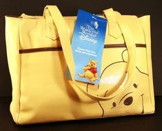 Disney Winnie the Pooh Sequined Diaper Bag by Dolly - List price: $24.99 Price: $19.99