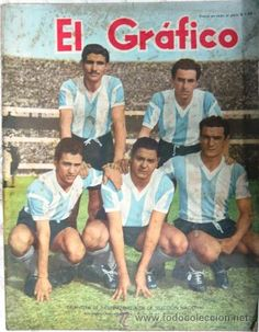 1953 - Micheli; Ceconatto; Lacasia; Grillo y Cruz (Argentina)