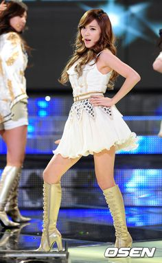 Jessica @ KBS 2011 Entertainment Awards, by Press