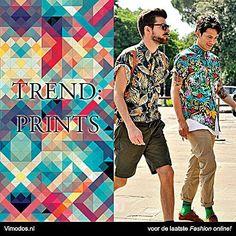 Laat je inspireren door de fashionblog: 'Prints' bij Vimodos