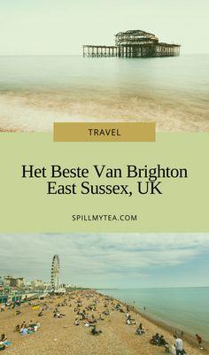 Het beste van Brighton in één dag Brighton East Sussex, Van, Movie Posters, Travel, Viajes, Film Poster, Destinations, Traveling, Trips