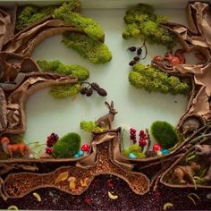 Nature Crafts 1 million+ Stunning Free Images to Use Anywhere Easy Fall Crafts, Fall Crafts For Kids, Projects For Kids, Diy For Kids, Diy And Crafts, Craft Projects, Paper Crafts, Decoration Creche, Diorama Kids