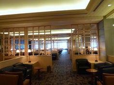 """Star Alliance Lounge"" Narita Aeroporto (Tokyo), Japan, Dicembre"
