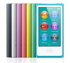 Apple iPod nano Giveaway Sign Up - http://theluckyladybug.net/2013/05/22/apple-ipod-nano-giveaway-sign-up/