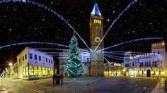 #Koper je čarobno mesto, tudi decembra =) // #Koper is such a magical town, even in December =)