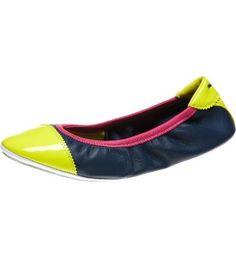 Kitara Toe Cap Women's Ballet Flats: These are the ballerinas that