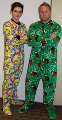 Adult Footed Pajamas Only  9.99 (Reg.  49.95!) ed5f9c22f