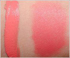 Illamasqua cream blush - dixie