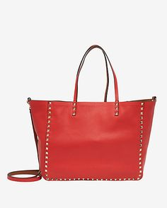 Valentino Rockstud Double Leather Reversible Tote #INTERMIX #SWEEPSTAKES