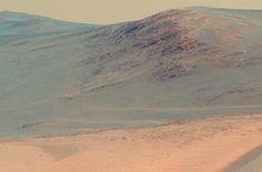 NASA has released a new panorama from its Mars Exploration Rover Opportunity, showing the terrain where the robot spent the four-month Martian winter.