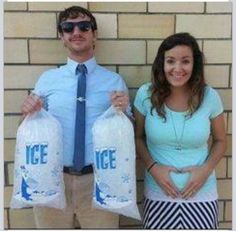 Pregnancy announcements idea