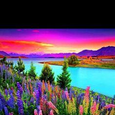 GOD'S beauty...
