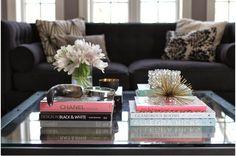 Mesas de Centro � saiba como decorar. Veja modelos, tend�ncias e dicas para sua sala!