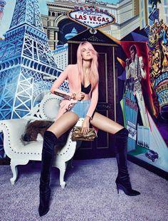 Vogue Spain July 2015