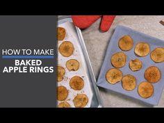 Baked Apple Rings Recipe - Dr. Axe