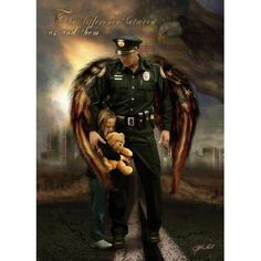 New Military Images, Law Enforcement and Firefighter Images Soldado Universal, Image Beautiful, Police Life, Police Family, Angels Among Us, Real Hero, Guardian Angels, Thin Blue Lines, God Bless America