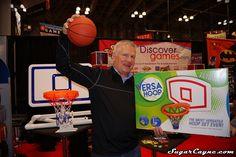 Versa Hoop, Play Basketball Anywhere (@versahoop) - http://www.sugarcayne.com/2015/08/versa-hoop-play-basketball-anywhere/