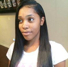 Lexxhairstudio Sew In Install W My Signature Deep Side
