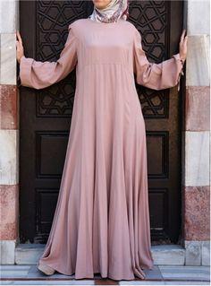 Arced Multi-Gored Dress