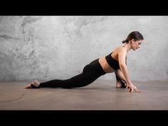 Creative Vinyasa Flow Demo | Sinah Diepold for Mandala (4K) - YouTube Dharma Yoga, Flow, Mandala, Sporty, Creative, Fitness, Youtube, Health, Health Care