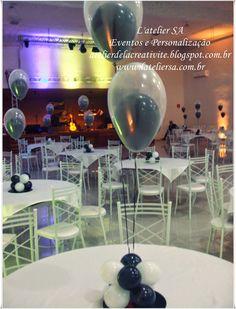 Quando recebemos este convite de nossa cliente Fátima, foi uma grande alegria pois seria nosso primeiro desafio em fazer uma festa masculina...