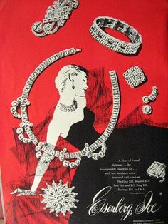 1930'S JEWLERY advertisements | at the end of the 1920 s the concept of costume jewelry was introduced ...