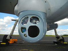 Euroflir 410 sur le Patroller Sagem
