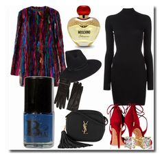 Classy, Sexy Blu Blood by bluinknailacquer on Polyvore featuring beauty, Moschino, Chanel, Gigi Burris Millinery, Yves Saint Laurent, adidas Originals, Diane Von Furstenberg and Aquazzura. Shop Blu Ink Nail Lacquers Murder She Wrote Collection. www.bluinknailacquer.com.  #bluinknailacquer #bluinkbaby #teambluinknailacquer#allthebeatcolors#somanycolors dontgetleftout #getyoursnow #thebestbrand   #girlbossofbluinknailacquer#bluinktakeover…
