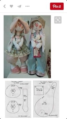 1 million+ Stunning Free Images to Use Anywhere Sewing Caddy, Sewing Toys, Fabric Dolls, Fabric Art, Homemade Dolls, Fabric Animals, Free To Use Images, Felt Patterns, Primitive Crafts