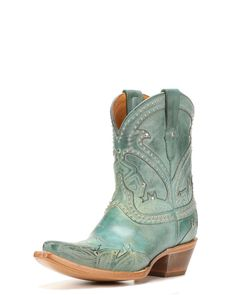 Lucchese | Women's Sarabeth Bootie | Country Outfitter