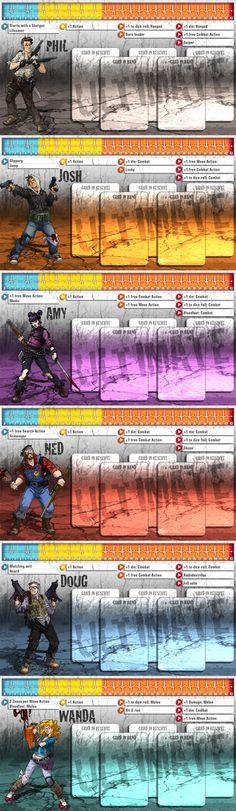 Zombicide: Season 3 The Ultimate Survivors #1