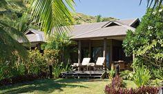 Vomo Fijian Resort, Beachfront Villa.