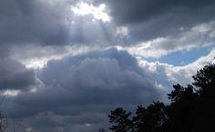 Jahreszeitenbriefe: Wolken und Licht