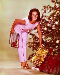 vintage ☆ christmas mary ann mobley