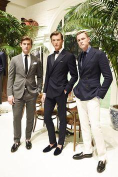 Polo Ralph Lauren - Presentation - New York Fashion Week: Men's S/S 2016