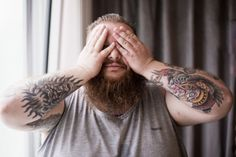 i-D Magazine: i-N Conversation with Action Bronson.