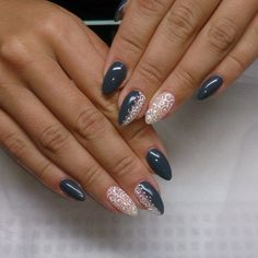 #koronka #nailart #nailporn #nails #migdałki #zdobienia