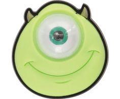 3D Mike Face jibbitz for your Monsters University crocs.