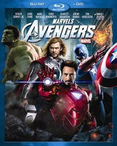 The Avengers Blu-ray + DVD