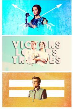 Katniss & Peeta: Victors, Lovers, Tributes
