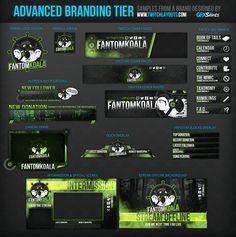N Logo Design, Branding Design, Twitch Streaming Setup, Game Streaming, Twitter Cover Photo, Youtube Design, Twitter Banner, Gaming Banner, Photoshop Tutorial