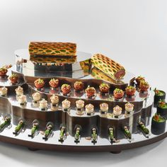 #bocusedor #bocusedoreurope2018 #contest #gastronomy #chefs #food #cooking #teamuk #platter ©Studio Julien Bouvier Bocuse Dor, Cold Food, Cold Meals, Platter, Chefs, Tart, Europe, Display, Dishes