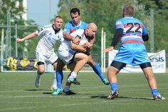 Rugby: Legia - Budowlani Łódz!