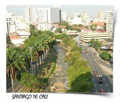 Avenida Colombia | Cali - Colombia Avenue Cali-Colombia