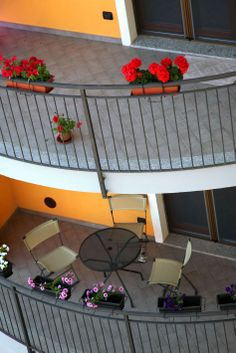 balconi palazzine #alessandria